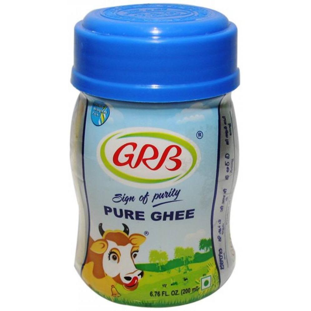 GRB Pure Cow Ghee 200 ml